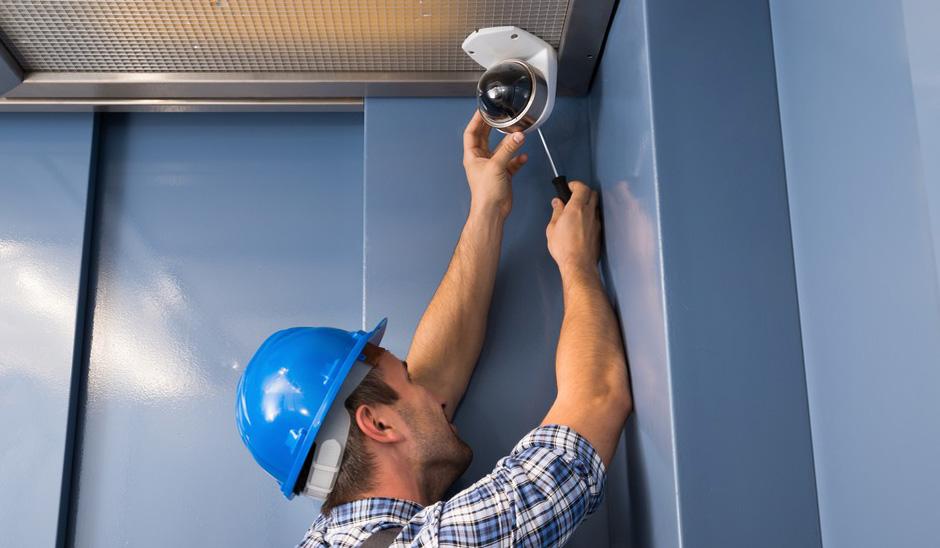 IP Surveillance Maintenance