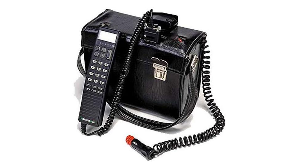 Mobile's 30th Birthday - Penstone Communications