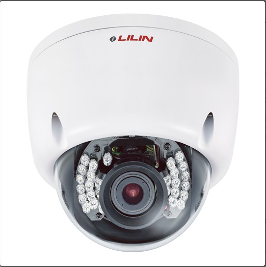 LILIN - Products-IP Cameras -Day & Night 1080P HD Vandal Resistant Dome IR IP Camera - Google Chrome