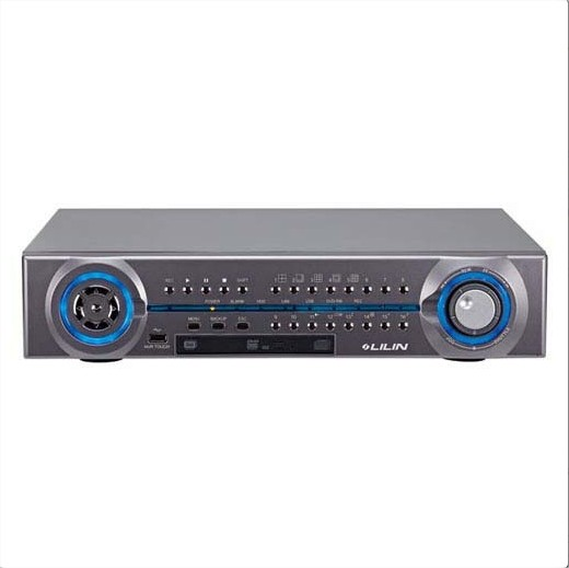 LILIN - Products-NVRs -1080P Real-time Multi-touch 16 Channel Standalone NVR - Google Chrome